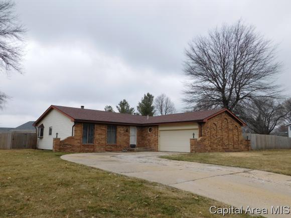 45 Wind Cave Dr, Springfield, IL 62712 (MLS #181102) :: Killebrew & Co Real Estate Team