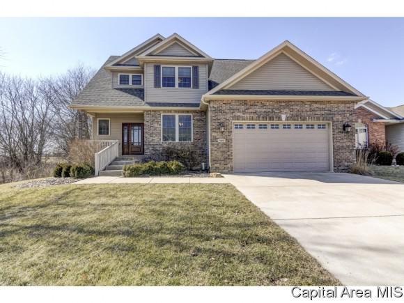 7425 Torrington Way, Springfield, IL 62711 (MLS #181147) :: Killebrew & Co Real Estate Team