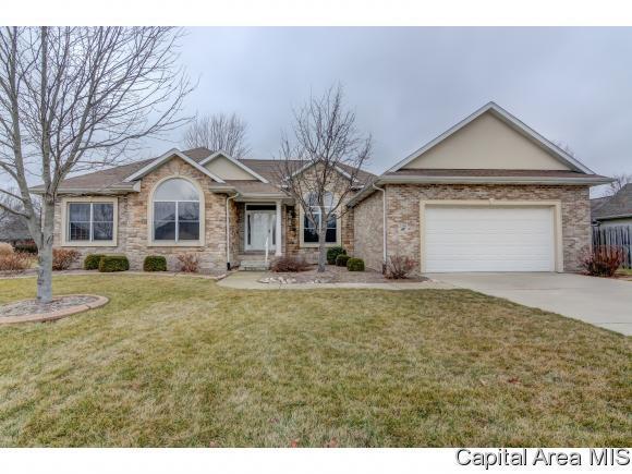 2305 Amber Ct, Springfield, IL 62704 (MLS #181150) :: Killebrew & Co Real Estate Team