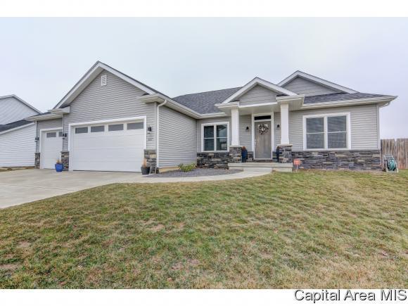 517 Sawmill Ct, Rochester, IL 62563 (MLS #181173) :: Killebrew & Co Real Estate Team