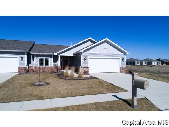 3955 Cornerstone Cir, Springfield, IL 62711 (MLS #181198) :: Killebrew & Co Real Estate Team