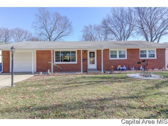 16 Del Mar Dr, Springfield, IL 62703 (MLS #181238) :: Killebrew & Co Real Estate Team