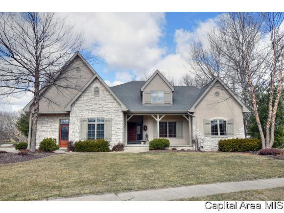 1 Timber Ridge, Rochester, IL 62563 (MLS #181305) :: Killebrew & Co Real Estate Team