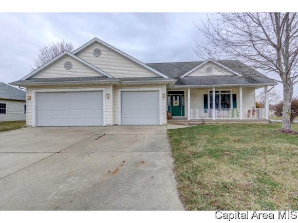 512 Worthington Chase, Sherman, IL 62684 (MLS #181310) :: Killebrew & Co Real Estate Team