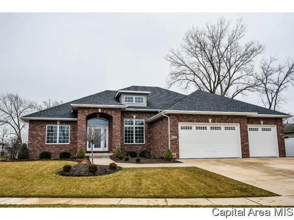 1500 Appalachian Trl, Rochester, IL 62563 (MLS #181353) :: Killebrew & Co Real Estate Team