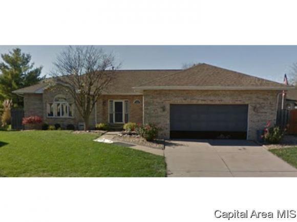 3613 Chelmsford Ct, Springfield, IL 62704 (MLS #181354) :: Killebrew & Co Real Estate Team