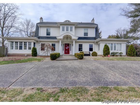 2150 S Wiggins Ave, Springfield, IL 62704 (MLS #181422) :: Killebrew & Co Real Estate Team