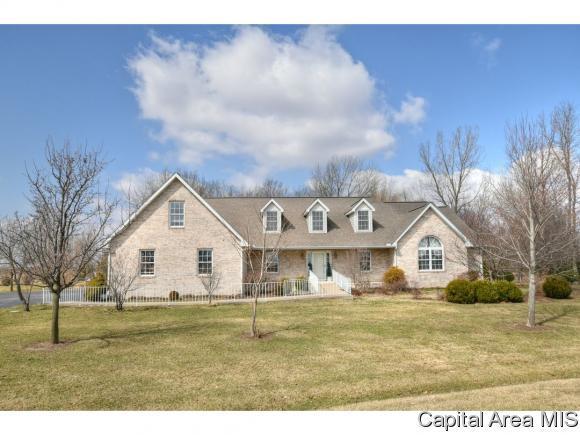 11169 N Old Route 66, Williamsville, IL 62693 (MLS #181446) :: Killebrew & Co Real Estate Team
