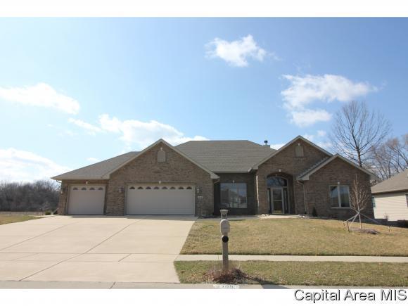 6309 Wind Tree Rd, Springfield, IL 62712 (MLS #181453) :: Killebrew & Co Real Estate Team