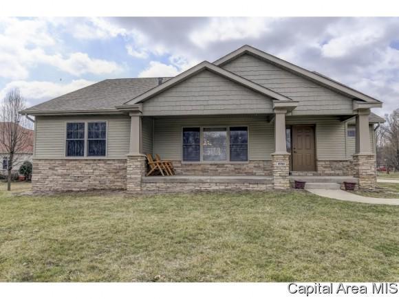 4780 Sage Rd, Rochester, IL 62563 (MLS #181473) :: Killebrew & Co Real Estate Team
