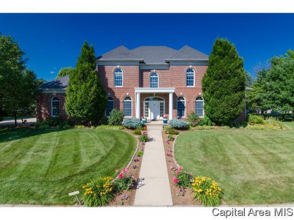 4912 Bears Paw, Springfield, IL 62711 (MLS #181487) :: Killebrew & Co Real Estate Team