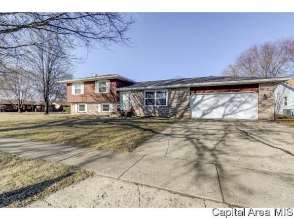 817 Freemans Farm, Springfield, IL 62704 (MLS #181493) :: Killebrew & Co Real Estate Team