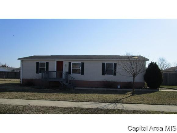 116 Meadow Ridge Lane, Jacksonville, IL 62650 (MLS #181497) :: Killebrew & Co Real Estate Team