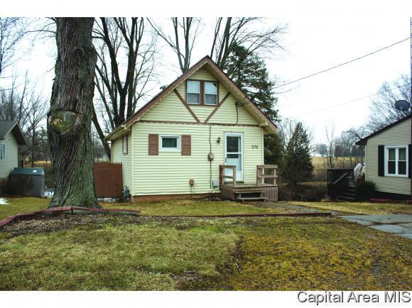 276 Cypress Pt, Petersburg, IL 62675 (MLS #181532) :: Killebrew & Co Real Estate Team