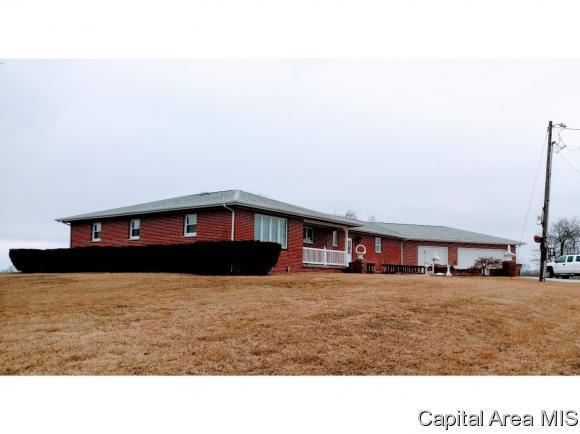 34987 Lead Line Rd, Virden, IL 62690 (MLS #181543) :: Killebrew & Co Real Estate Team