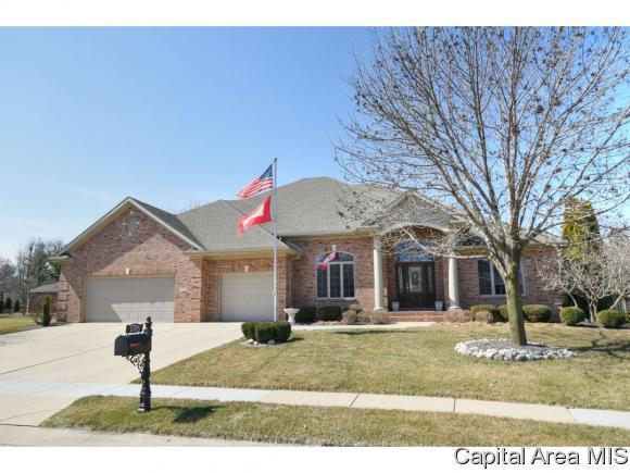 1705 Catherine Ct, Springfield, IL 62704 (MLS #181544) :: Killebrew & Co Real Estate Team