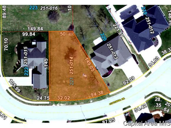 2808 Centennial Dr, Springfield, IL 62711 (MLS #181546) :: Killebrew & Co Real Estate Team