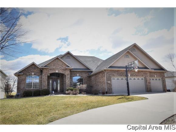 2408 Muirfield, Springfield, IL 62711 (MLS #181553) :: Killebrew & Co Real Estate Team