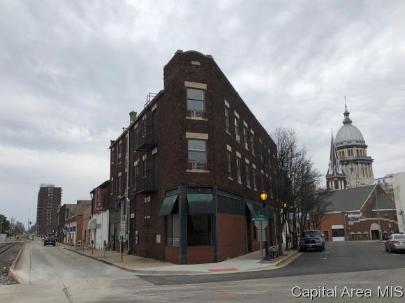 206-208 Broadway, Springfield, IL 62701 (MLS #181554) :: Killebrew & Co Real Estate Team