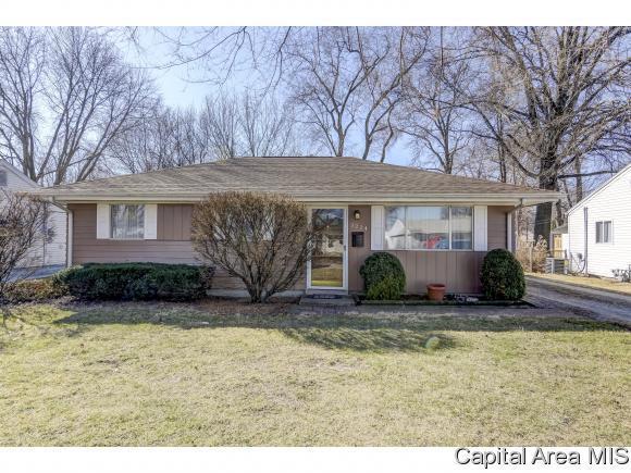 3224 Buckner St, Springfield, IL 62703 (MLS #181557) :: Killebrew & Co Real Estate Team