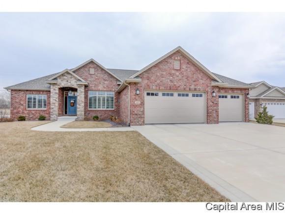 460 Oxley, Springfield, IL 62711 (MLS #181559) :: Killebrew & Co Real Estate Team
