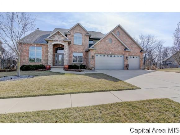 5808 Hedley, Springfield, IL 62711 (MLS #181560) :: Killebrew & Co Real Estate Team