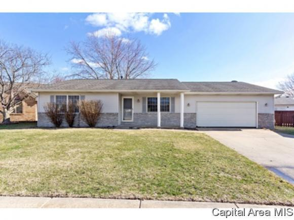 4604 Lily Lane, Springfield, IL 62703 (MLS #181570) :: Killebrew & Co Real Estate Team
