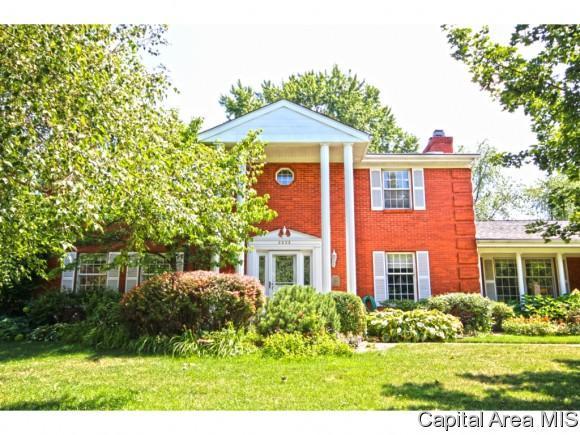 2202 Augusta Dr, Springfield, IL 62704 (MLS #181583) :: Killebrew & Co Real Estate Team