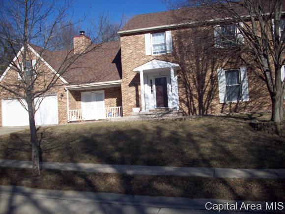 2 Brighton Rd, Springfield, IL 62702 (MLS #181585) :: Killebrew & Co Real Estate Team