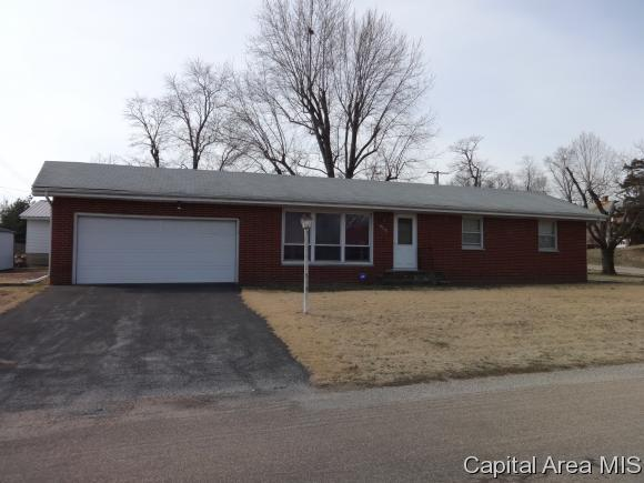 405 Gaskill, Meredosia, IL 62665 (MLS #181623) :: Killebrew & Co Real Estate Team