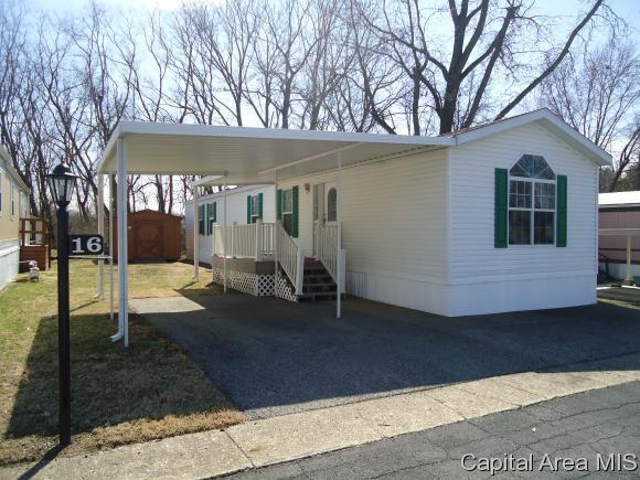 1618 W Jefferson St #16, Springfield, IL 62702 (MLS #181628) :: Killebrew & Co Real Estate Team