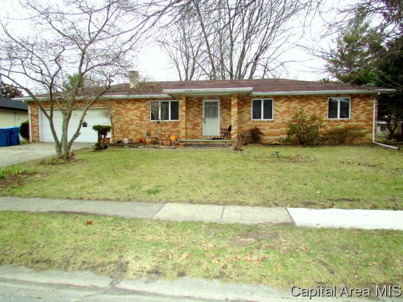 2518 Lindsay, Springfield, IL 62704 (MLS #181668) :: Killebrew & Co Real Estate Team