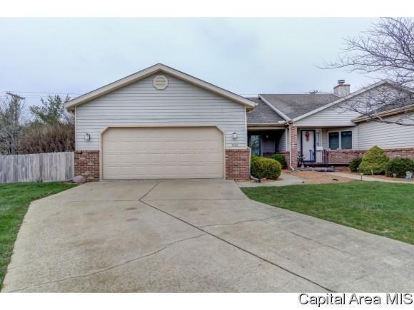 3500 Aberdeen Ct, Springfield, IL 62704 (MLS #181761) :: Killebrew & Co Real Estate Team