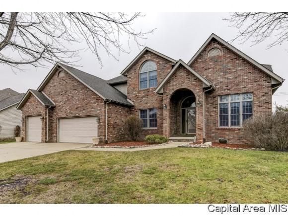 2608 Kipling, Springfield, IL 62711 (MLS #181781) :: Killebrew & Co Real Estate Team