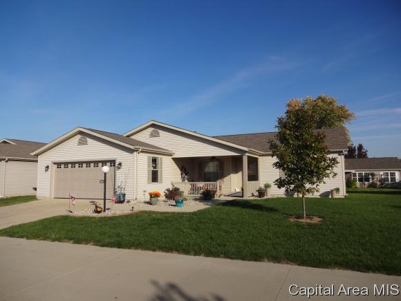 2800 Via Rosso #502 #502, Springfield, IL 62703 (MLS #181799) :: Killebrew & Co Real Estate Team
