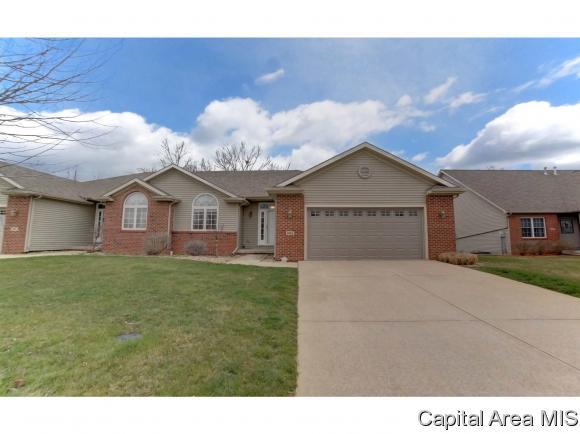 1012 Ravina Dr, Chatham, IL 62629 (MLS #181811) :: Killebrew & Co Real Estate Team