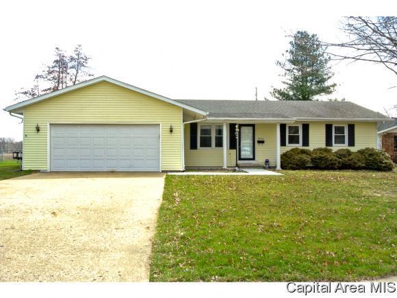 4026 Brookfield Dr., Springfield, IL 62703 (MLS #181825) :: Killebrew & Co Real Estate Team