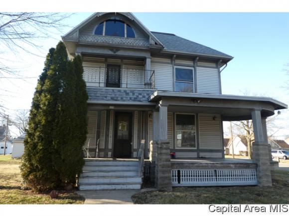100 Sw Third St, Atlanta, IL 61723 (MLS #181845) :: Killebrew & Co Real Estate Team