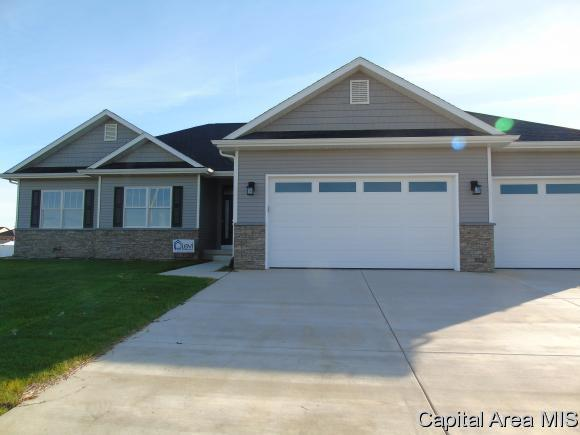 2804 Whiteside Place, Springfield, IL 62711 (MLS #181900) :: Killebrew & Co Real Estate Team