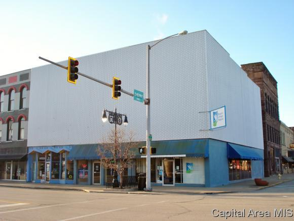 102-108 E Main Street, Galesburg, IL 61401 (MLS #181922) :: Killebrew & Co Real Estate Team