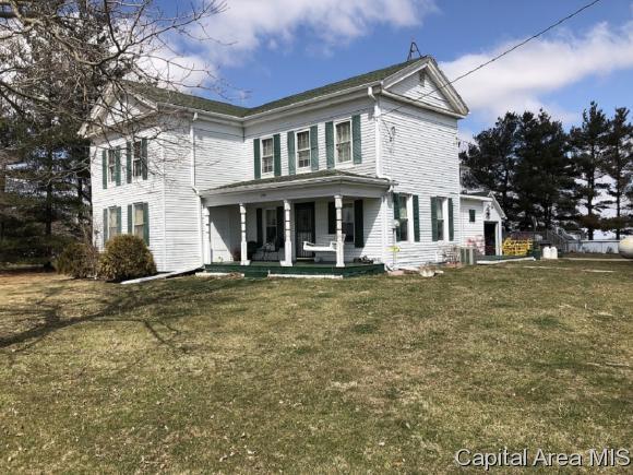 520 State Hwy, ROSEVILLE, IL 61473 (MLS #181923) :: Killebrew & Co Real Estate Team