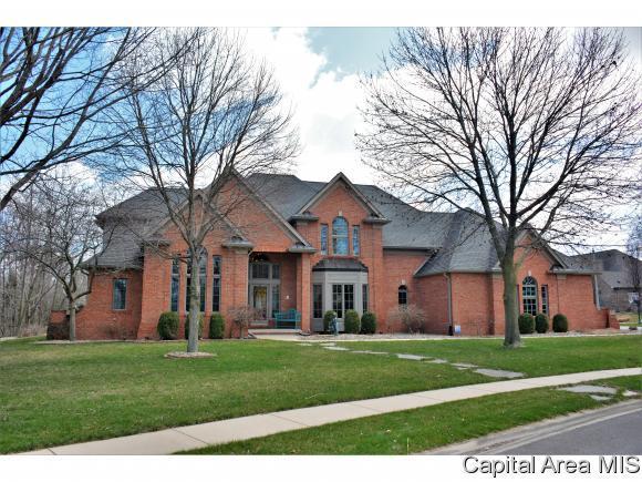 1600 Hubbard Ln, Springfield, IL 62704 (MLS #181967) :: Killebrew & Co Real Estate Team