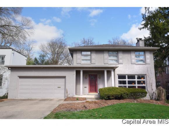 2130 Sylvan Rd, Springfield, IL 62704 (MLS #181977) :: Killebrew & Co Real Estate Team