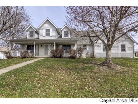 1413 Azalea Ct, Springfield, IL 62712 (MLS #182010) :: Killebrew & Co Real Estate Team