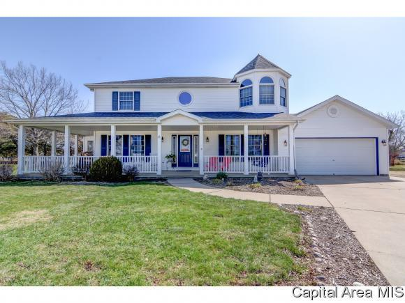 6 Charleston Ct, Chatham, IL 62629 (MLS #182050) :: Killebrew & Co Real Estate Team