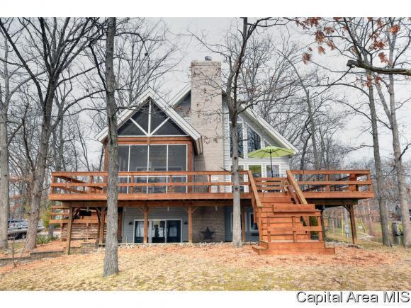 30280 Cedar Ln, Girard, IL 62640 (MLS #182055) :: Killebrew & Co Real Estate Team