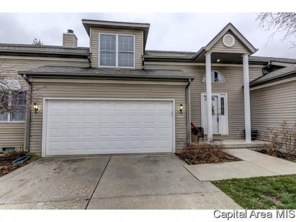 2500 Chapel Hill Rd Unit C, Springfield, IL 62702 (MLS #182095) :: Killebrew & Co Real Estate Team