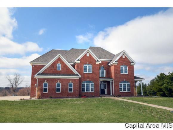 1051 1275TH AVE, Lincoln, IL 62656 (MLS #182102) :: Killebrew & Co Real Estate Team