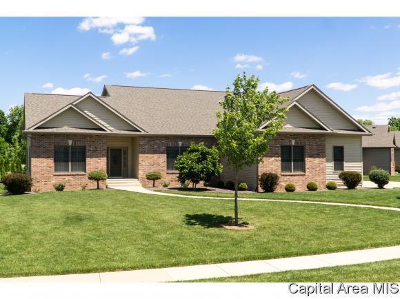 6608 Phlox Dr, Springfield, IL 62712 (MLS #182137) :: Killebrew & Co Real Estate Team