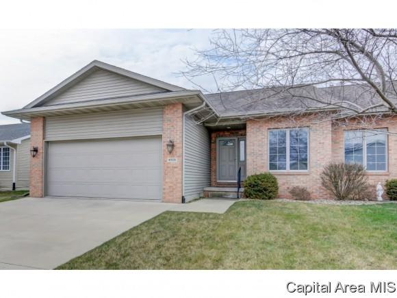 4928 Leah Drive, Springfield, IL 62711 (MLS #182164) :: Killebrew & Co Real Estate Team